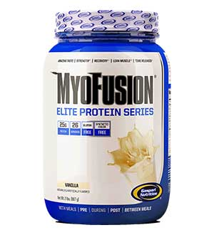 Gaspari Nutrition Myofusion Advanced Protein Review