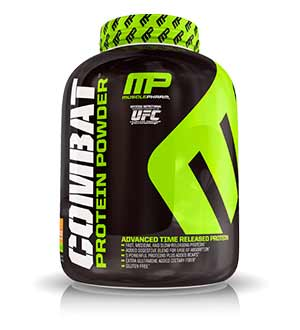 MusclePharm Combat Powder Review