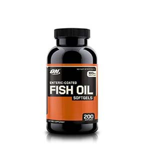 Optimal-Nutrition-fiskeolie-Softgels