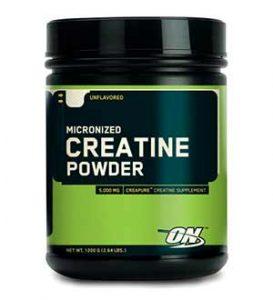 Optimum Nutrition--микронизиран креатин--Powder-2016