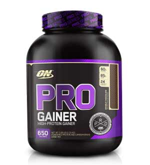 Optimale Voeding-Pro-Gainer