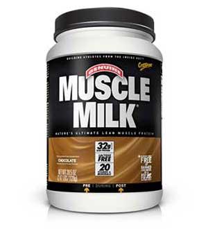 Cytosport-Muskel-Milch
