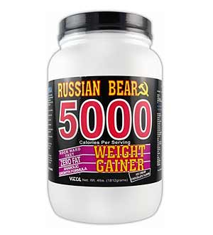 vitol-russian-bear-5000-weight-gainer