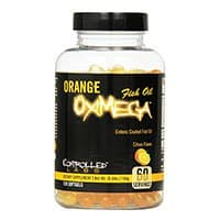 제어 - 연구소 - 오렌지 - OxiMega - 물고기 오일