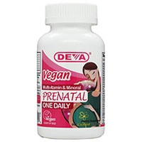 Deva Vegan Prenatale Multivitamien