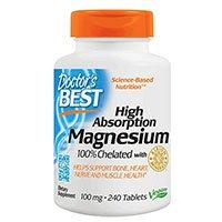 डॉक्टरों ने उच्च उच्च अवशोषण मैग्नीशियम