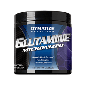 Dymatize-микронизиран-глутамин