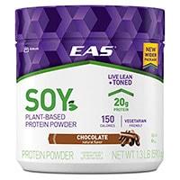 Εύκολη σκόνη πρωτεΐνης σόγιας