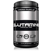 Kaged Muscle Glutamine पाउडर