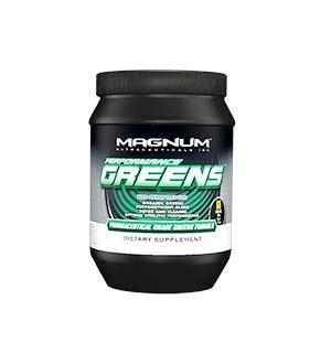 Magnum-хранителните добавки работоспособност-Greens