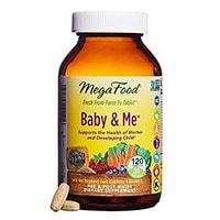 Megafood Baby and Me Prenataalinen multivitamiini