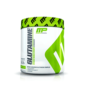 MusclePharm-глютамин