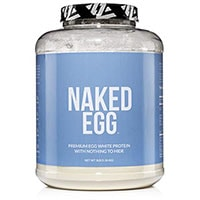 Naked Egg Protein Pulver