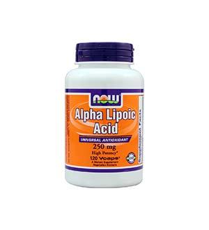 СЕГА-Alpha-Lipoic Acid--250