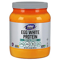 अब फूड्स Eggwhite प्रोटीन
