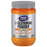 Now Sports L Glutamine Powder