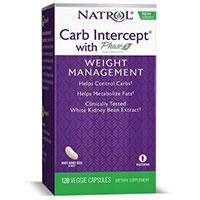 Natrol Wit Kidney Bean Carb Intercept
