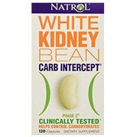 ナトロール・ホワイト・腎臓豆炭水化物、インターセプト