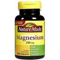 प्रकृति निर्मित मैग्नीशियम