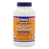 Now-Foods-Organic-Psyllium-Husk-Powder