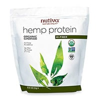 Nutiva ორგანული Hemp Protein Hi Fiber
