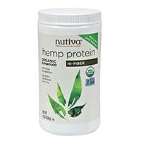 Nutiva-العضوي، القنب-البروتين مرحبا الألياف