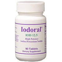 Optimox Iodoral High Potency Iodine Potassium Iodide