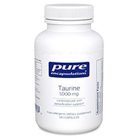 Suiwer-encapsulations --- Taurine