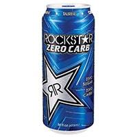 रॉकस्टार शून्य Carb ऊर्जा पी
