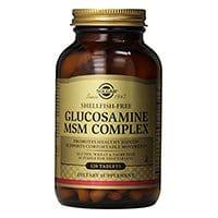 Solgar-Glucosamine-MSM-Complex