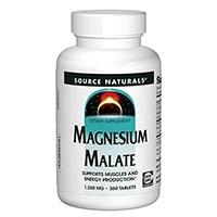 Source Naturals Магний Малат +