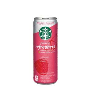 Starbucks-Refrescantes