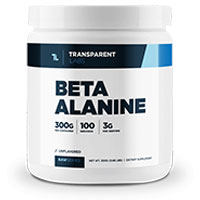 Deursigtige Labs Rawseries Beta Alanine