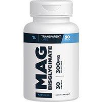 Διαφανή εργαστήρια Rawseries Mag Bisglycinate