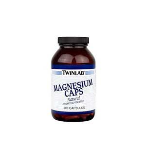 Twinlab-Magnesium-Caps