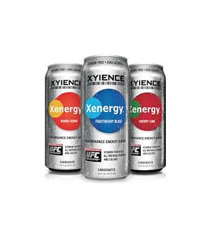 Xyience-Xenergy صلاة