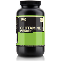 Polvo de Glutamina de Optimum Nutrition