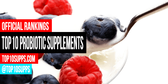 Best Probiotic Supplements - Top 10 Products for 2018 - Top10Supps