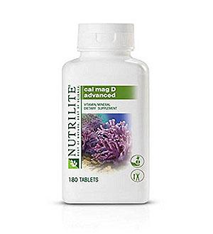 Amway-Nutrilite-Cal-Mag-D-Σύνθετη