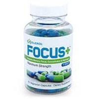 Focus By Excelerol Neuro Alert