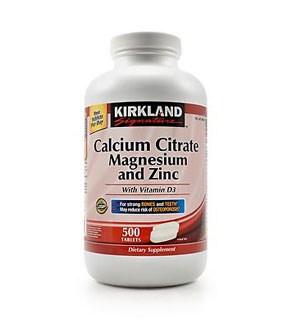 Kirkland-Signature-Calcium-Citrate-Magnésium-et-Zinc