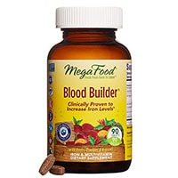 Megafood Blood Builder Tablets