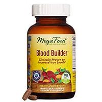 Megafood Blood Builder Tablets