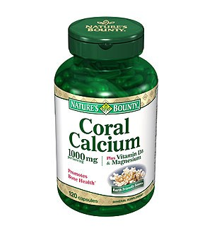 طبائع-باونتي-المرجان الكالسيوم زائد فيتامين D3-والمغنيسيوم