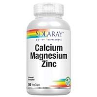 Canxi Solaray Magnesium Zinc