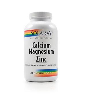 Solaray-calcio-magnesio-zinc