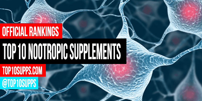 top 10 nootropic supplements on the market for 2019