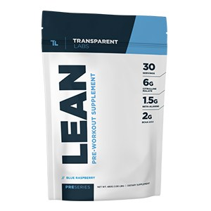 transparentes-labs-PreSeries-LEAN-Pre-Workout
