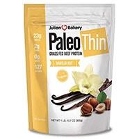 Julian Bakery Paleo Protein Grass Fed Beef Protein Powder With Probiotics