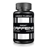 Natural-cafeína píldoras Kaged MUSCLE